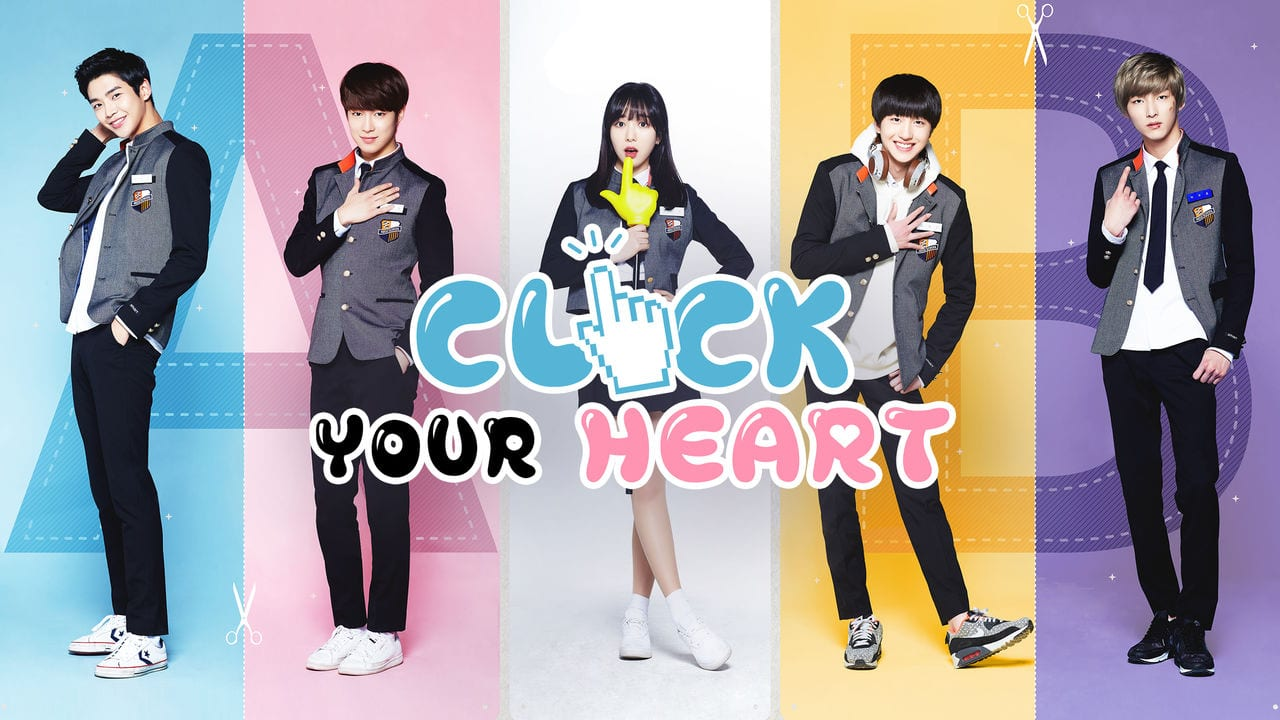 How to Watch Click Your Heart KDrama online?