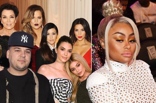 Chyna sued the Kardashians reason