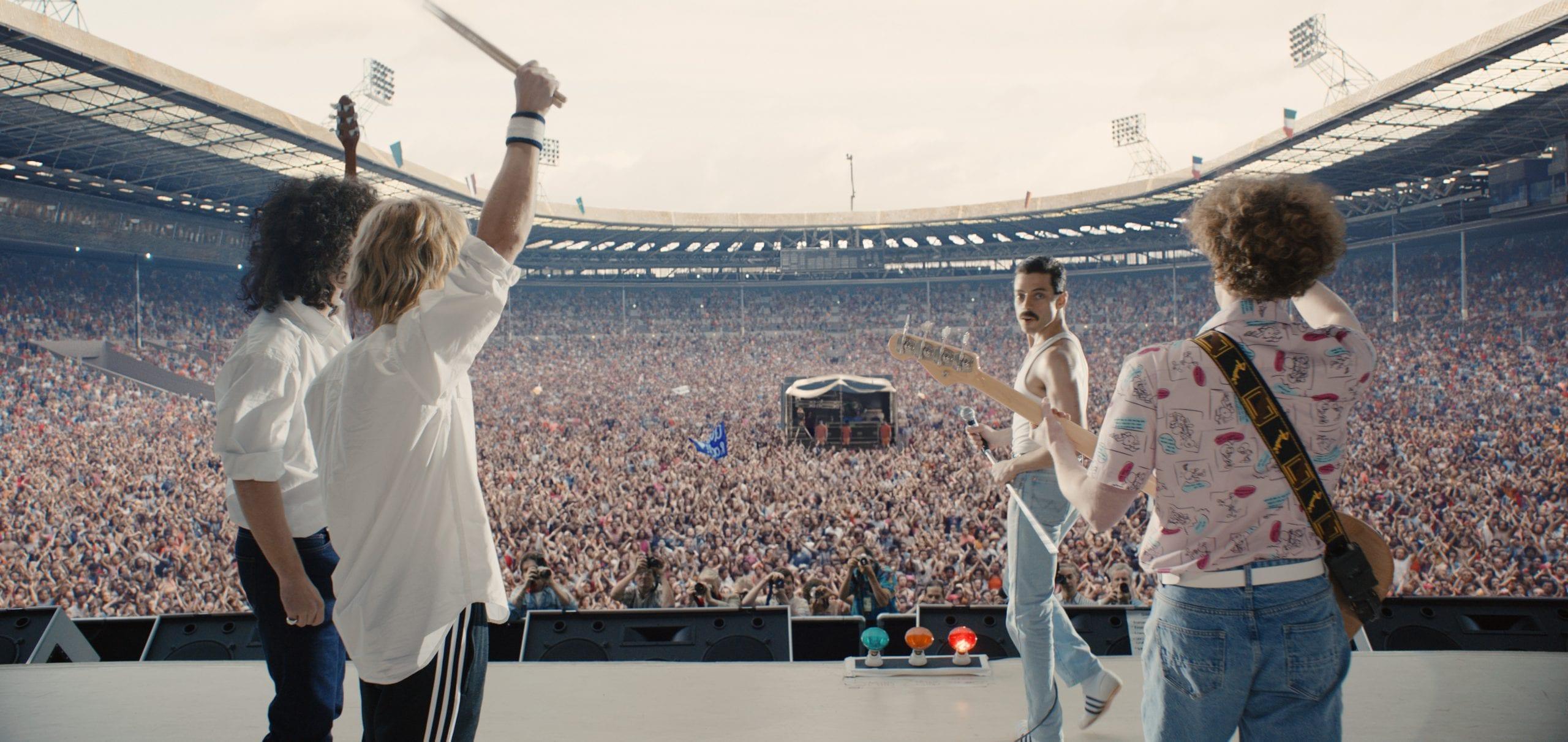 Live Aid Bohemian Rhapsody