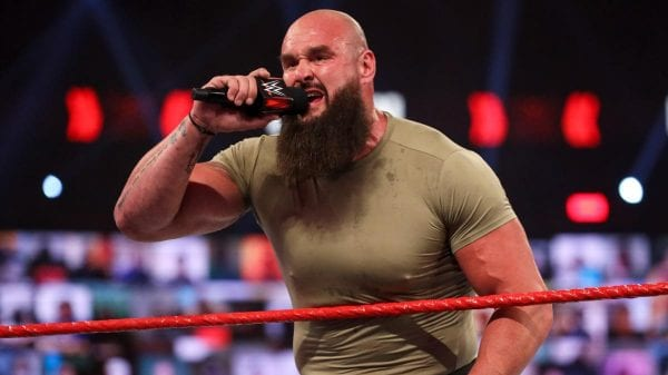 Did WWE Release Braun Strowman?