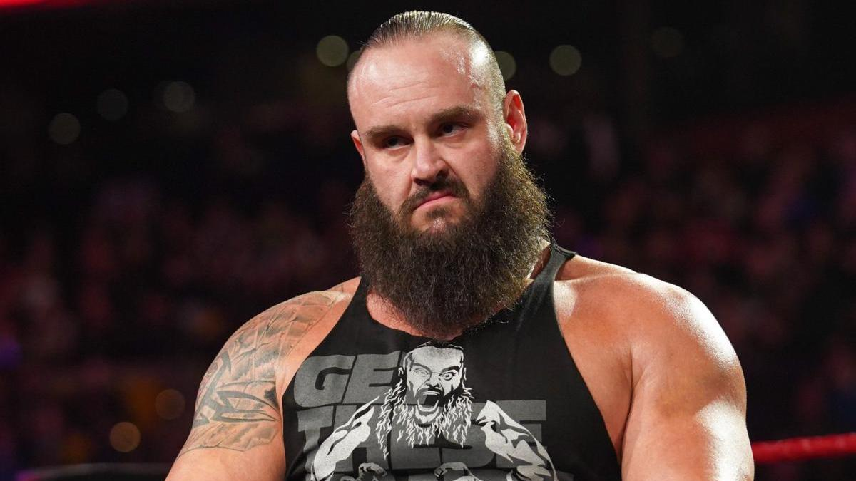 The Future For Braun Strowman And WWE