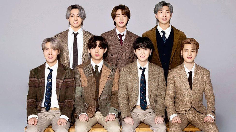 BTS Comeback 2021