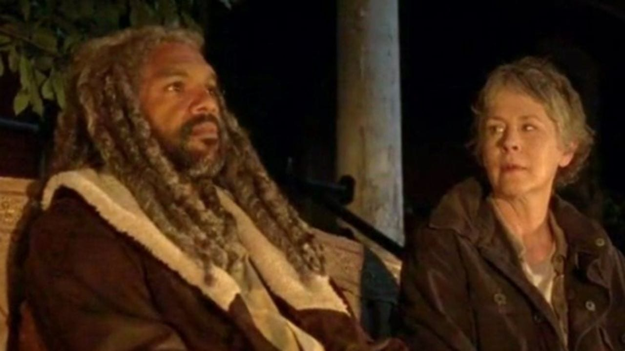 The Walking Dead: Are Carol And Ezekiel Coming Back Together?