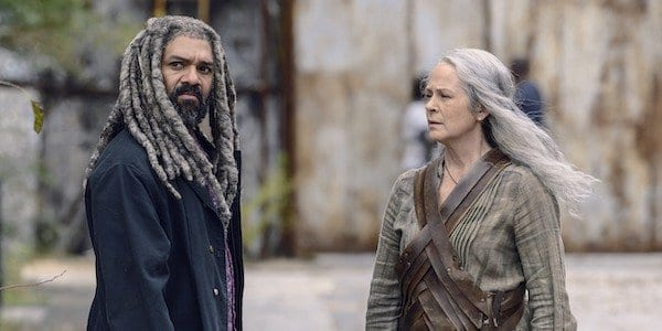 Carol and Ezekiel: Are they back together?