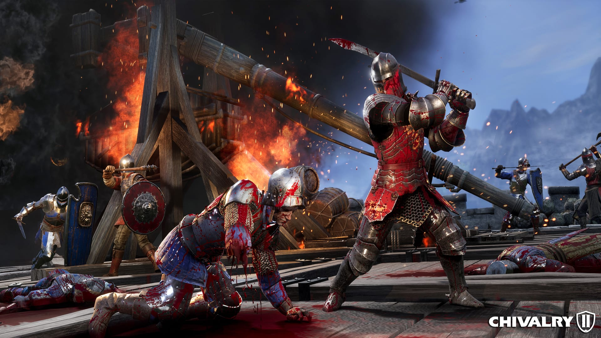 Chivalry 2 Multiplayer Game Be On Xbox Game Pass?