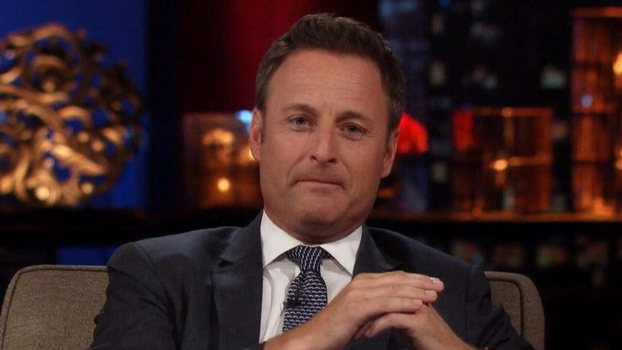 What Did Chris Harrison Do?