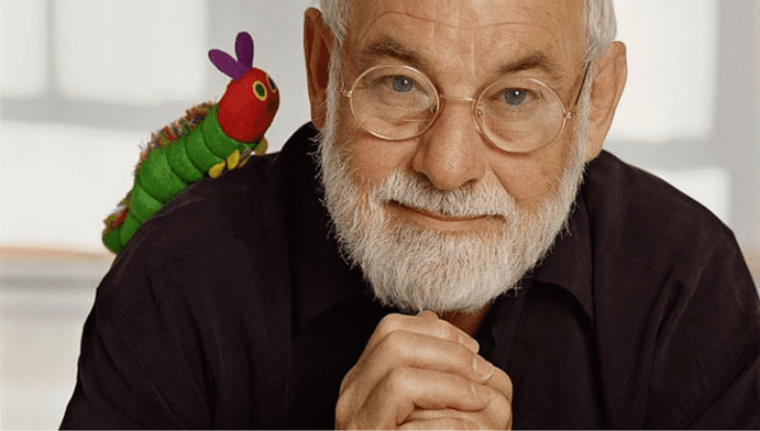 """Eric Carle Net Worth- The Earnings Of """"The Very Hungry Caterpillar"""" Before He Passed Away"""
