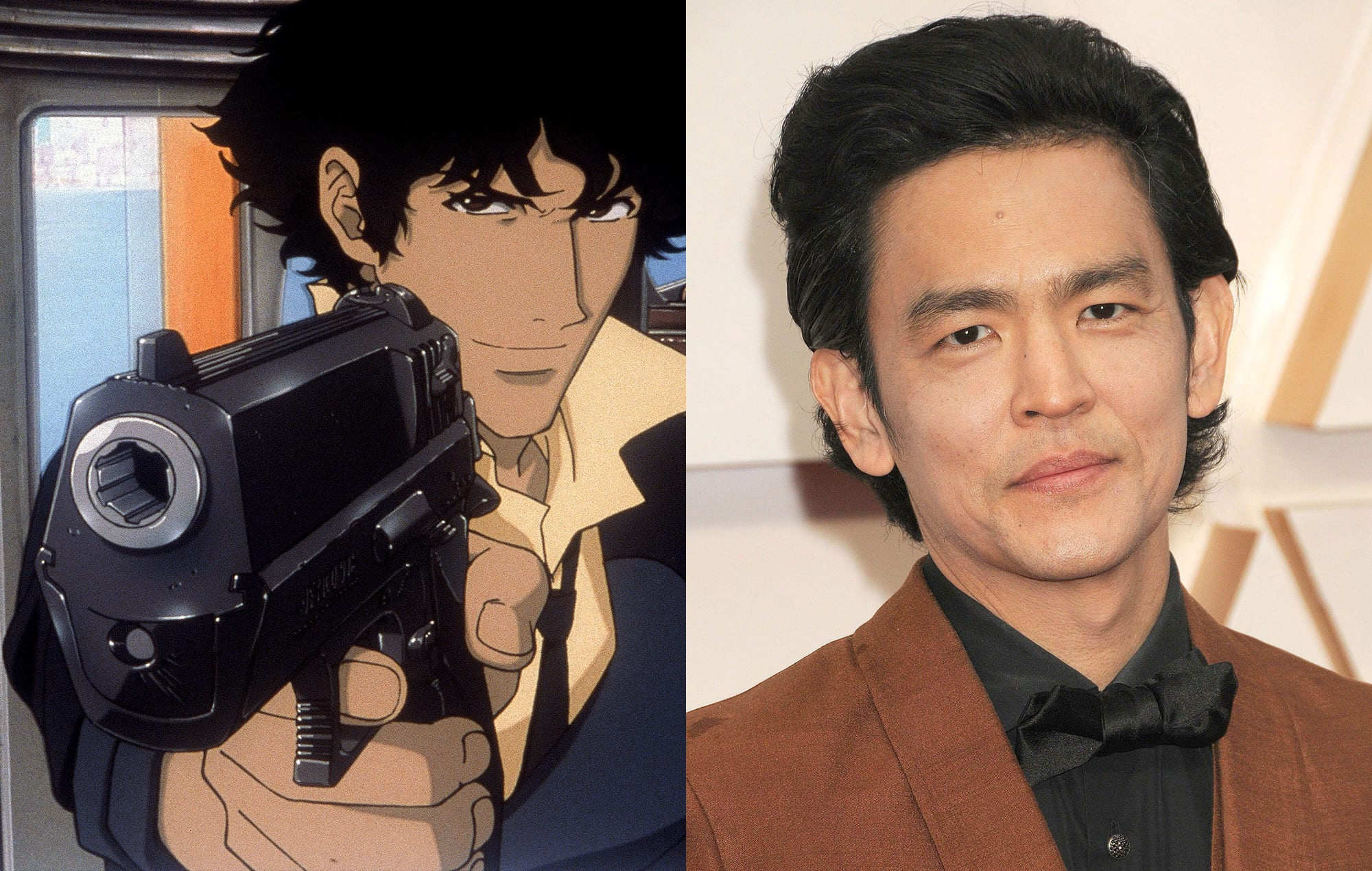 Cowboy Bebop Live and Action Series