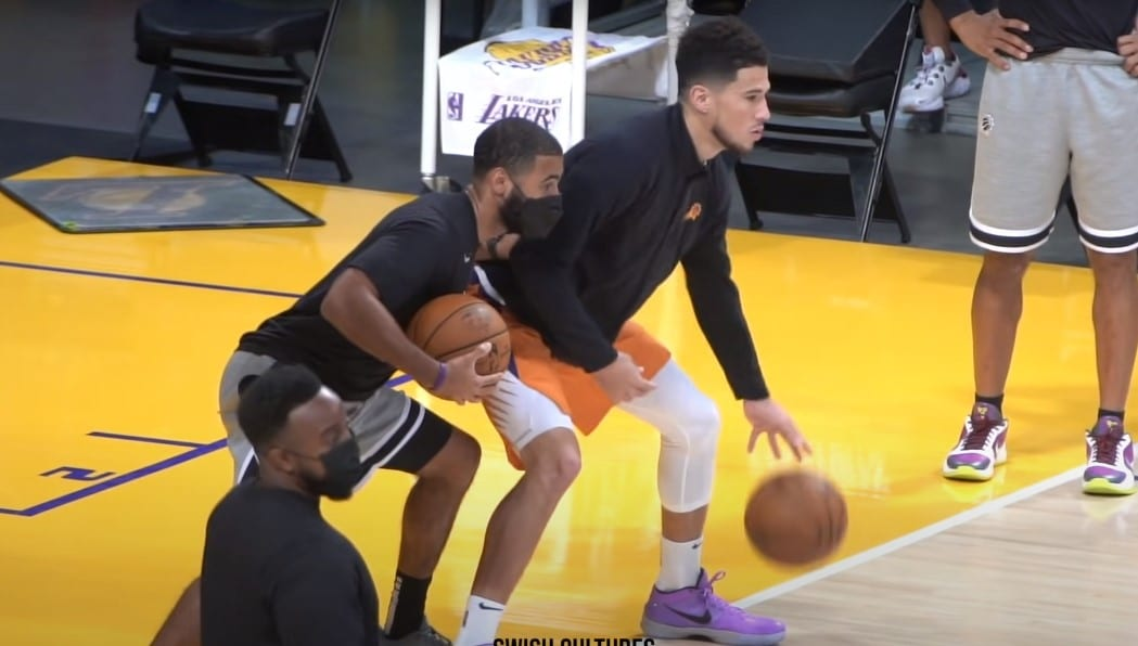 Who are Devin Booker's Parents ? - Otakukart