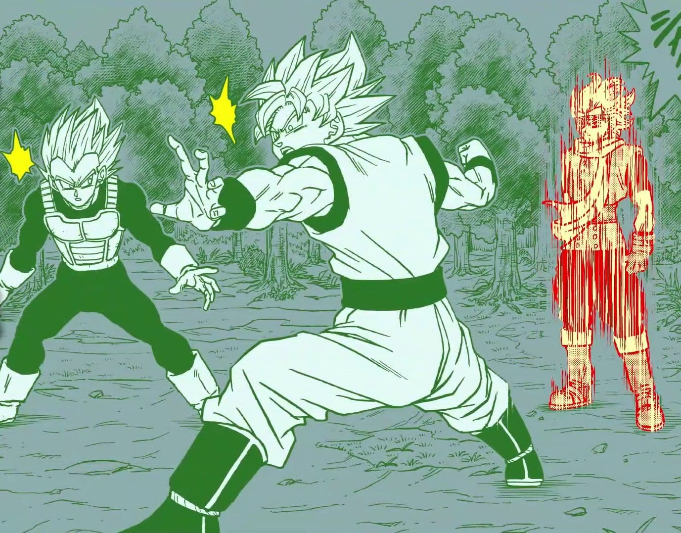 dragon ball super chapter 73 spoilers