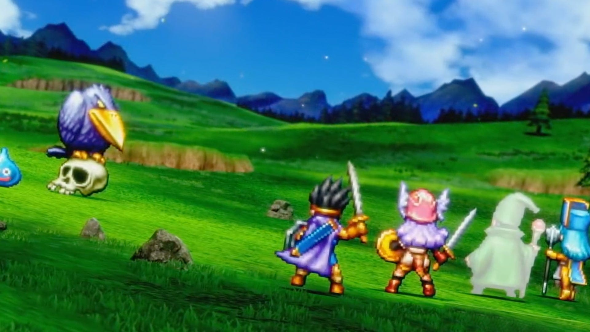 Dragon Quest 3 Remake Release Date