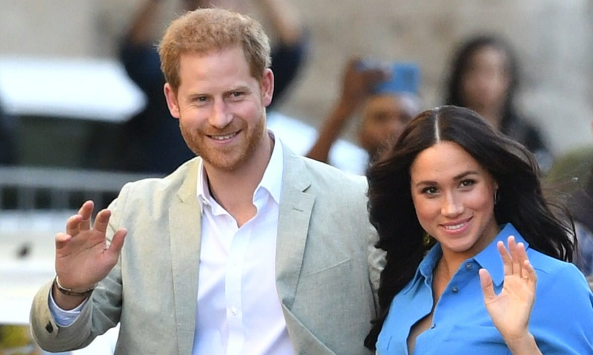 Prince Harry and Meghan Markle Registered Domain Names for Daughter