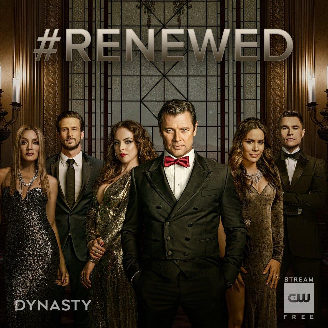 Dynasty Season 4 Netflix Release date