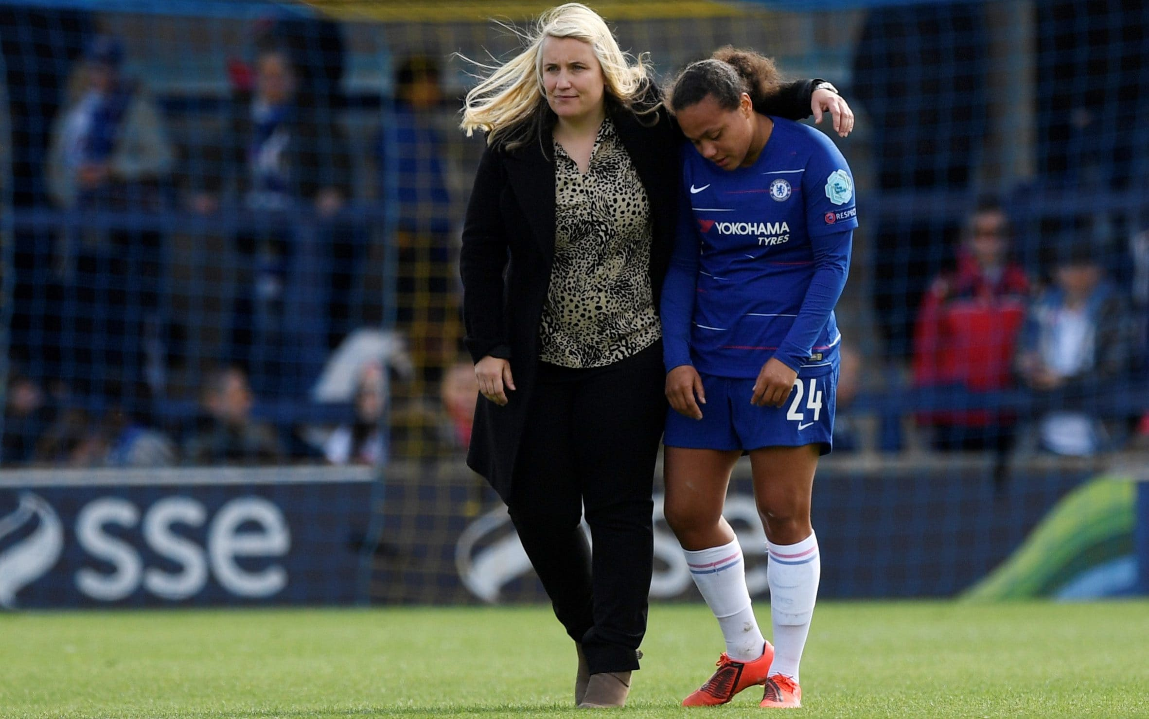 Who Is Chelsea Women Manager Emma Hayes Dating?
