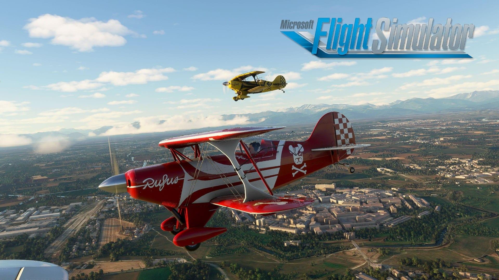 Microsoft Flight Simulator Xbox Series X/S: Release Date and Gameplay