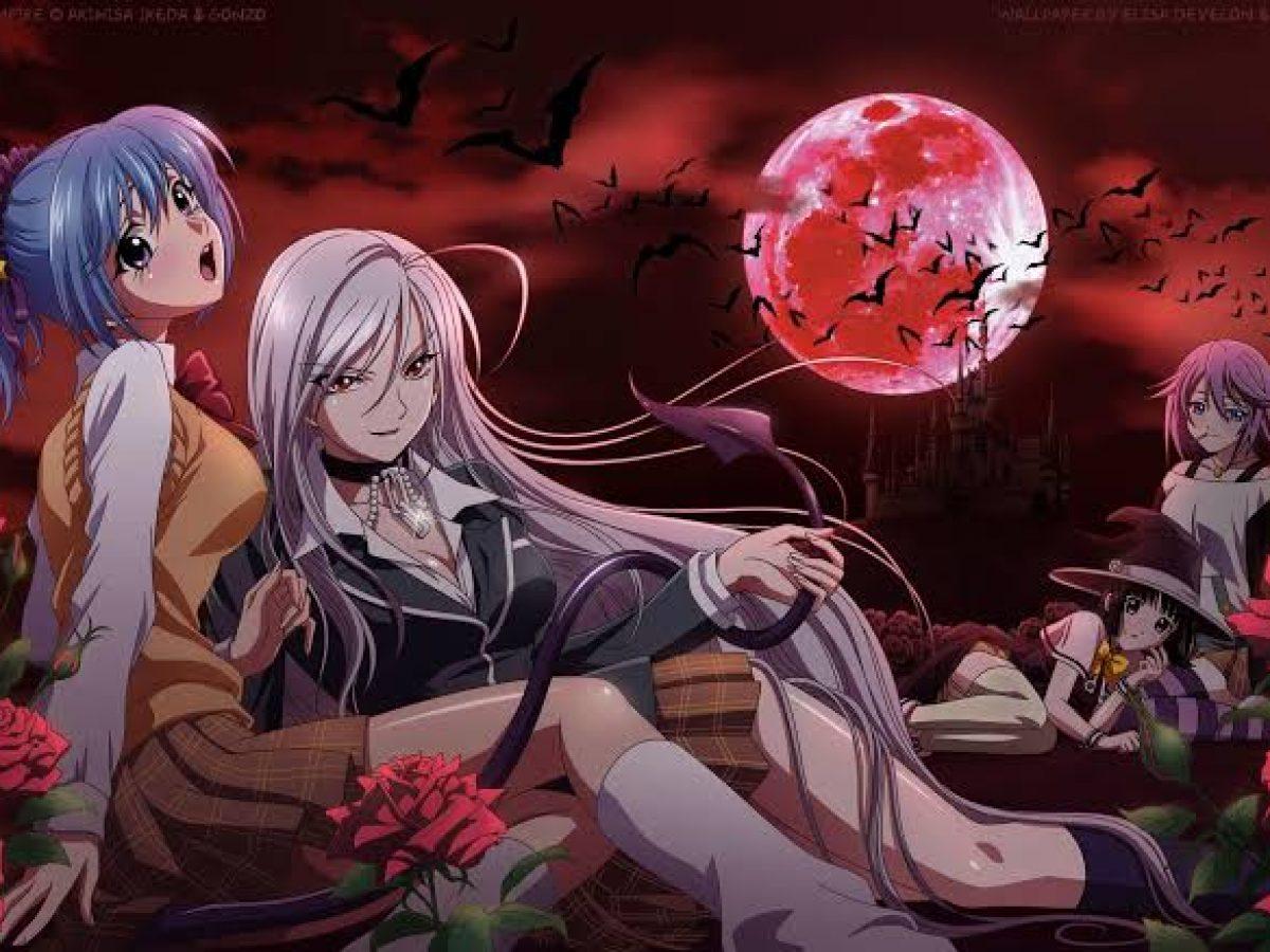 Rosario To Vampire Season 20 Release Date & Renewal   OtakuKart