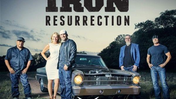 Preview: Iron Resurrection Season 5 Episode 1