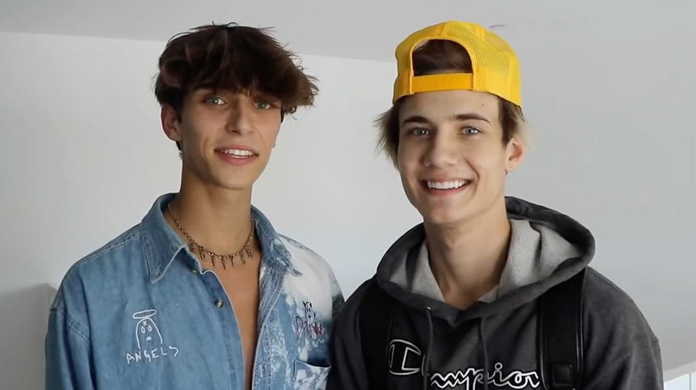 Jaden and Josh