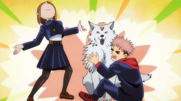 most adorable characters in Jujutsu Kaisen