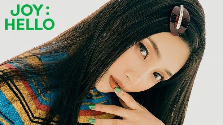 Joy'Hello de la Red Velvet