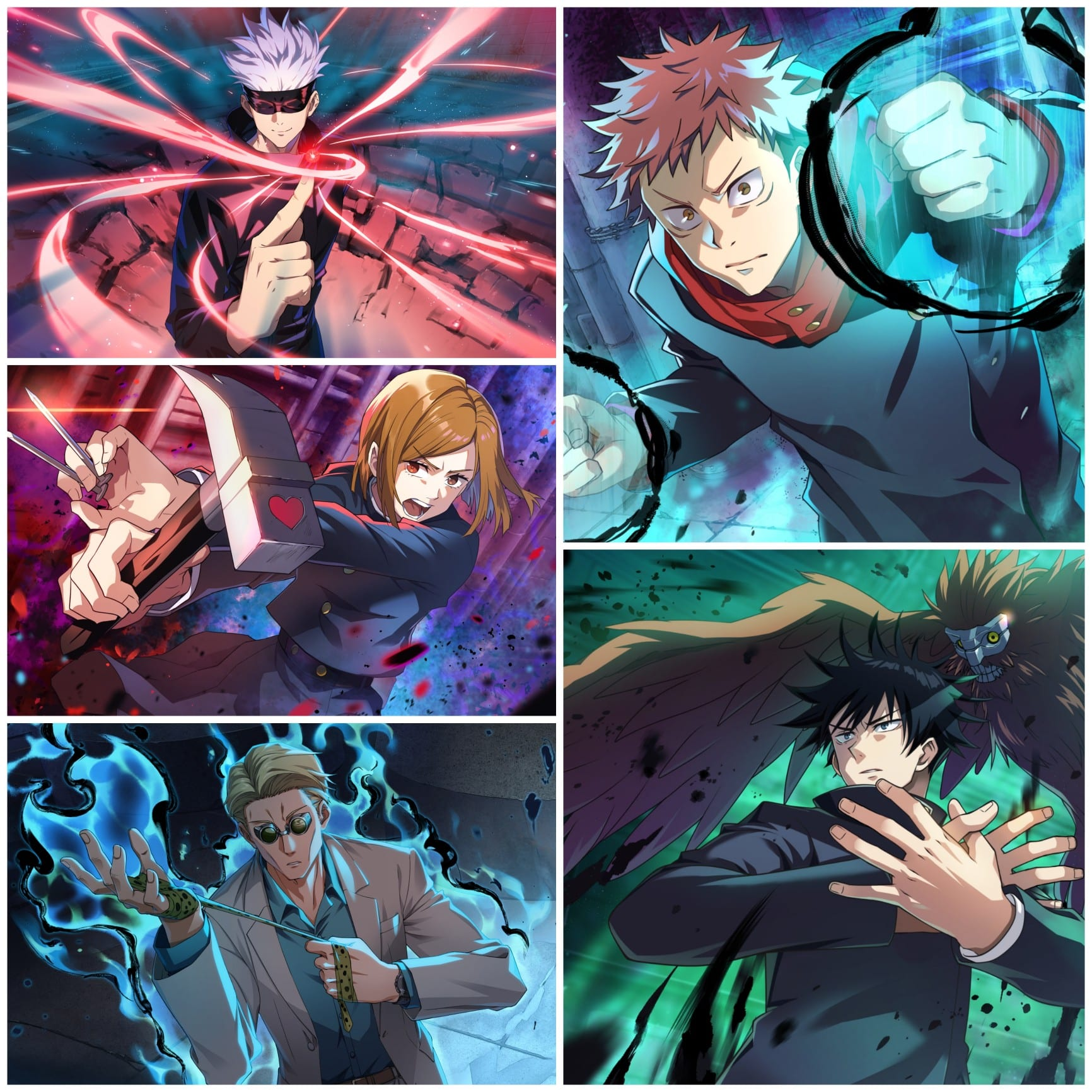 Everything About Jujutsu Kaisen Phantom Parade RPG Free Game, Release Date, Updates, Download And More