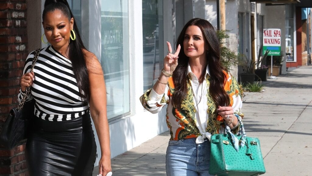Real Housewives of Beverly Hills' Kyle Richards On Why Racial Justice Is Important