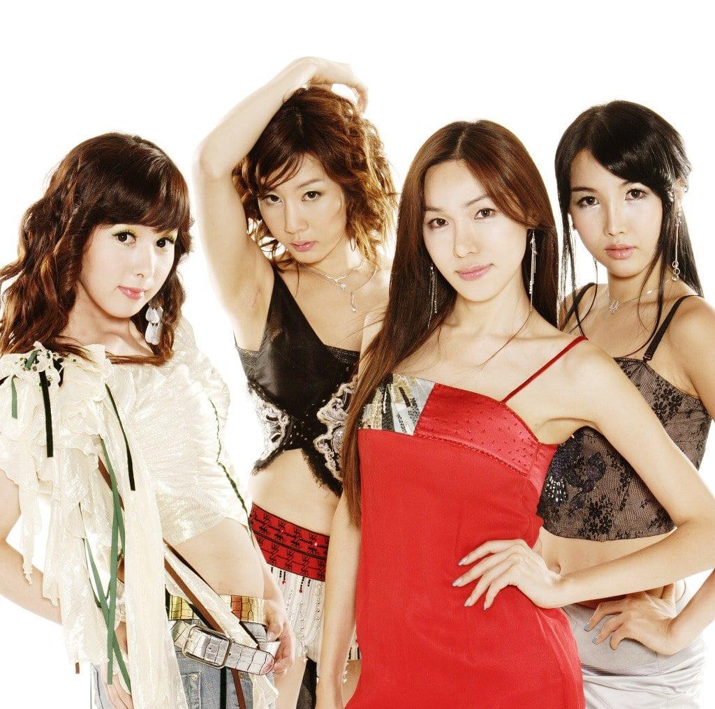 Lady Kpop Group
