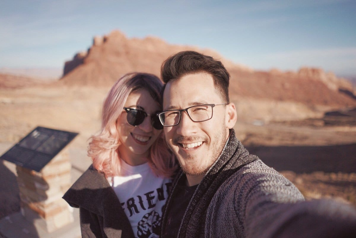 is markiplier and amy still dating