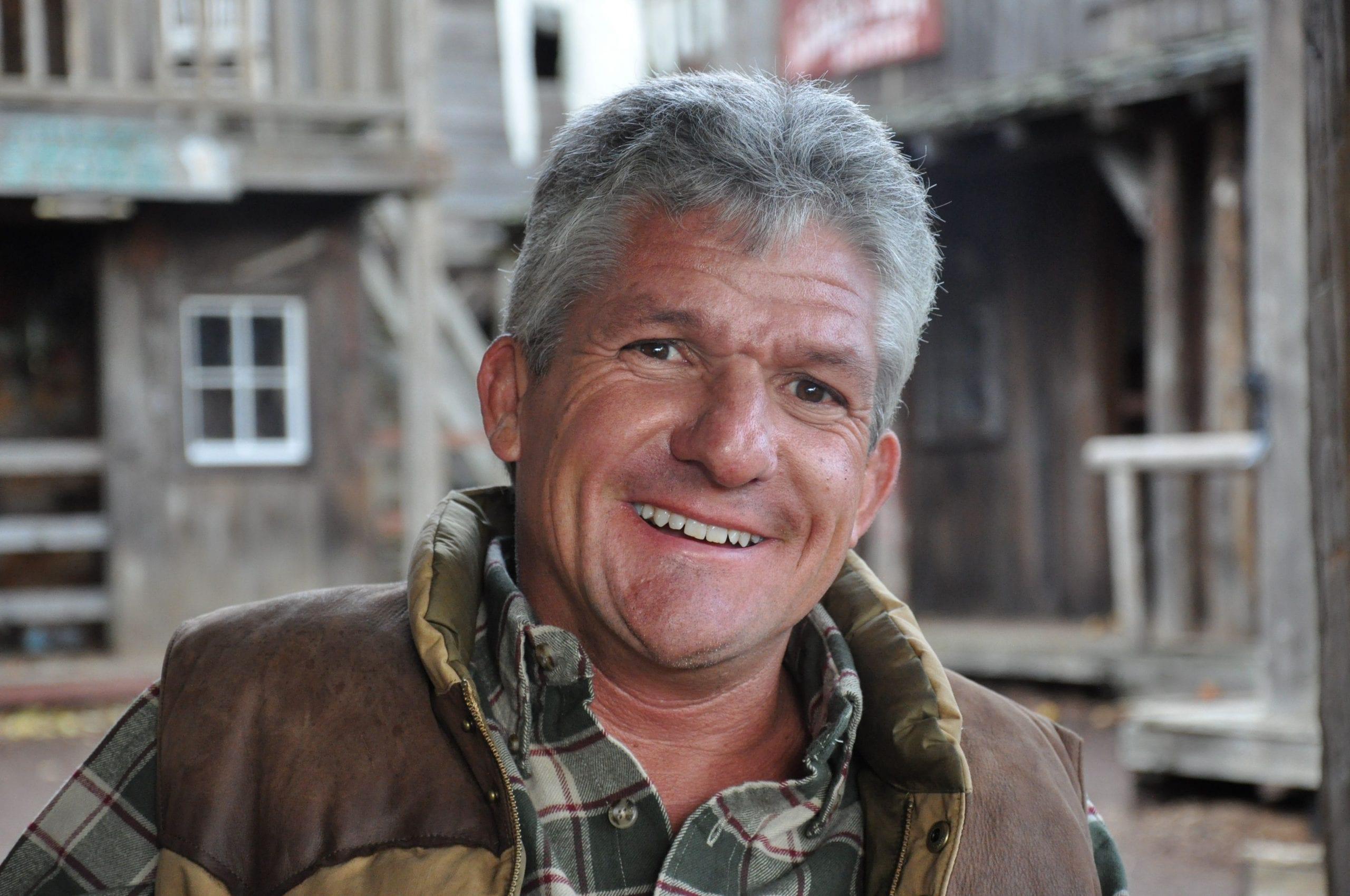 Matt Roloff author
