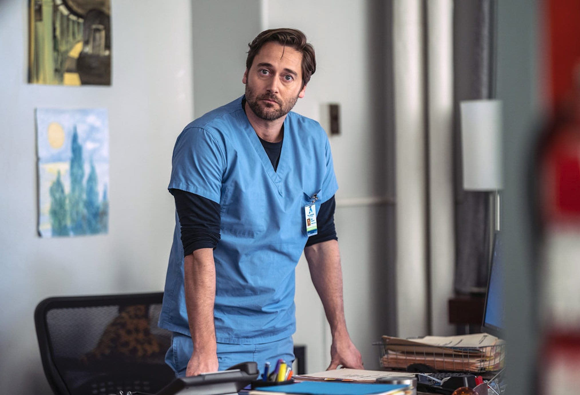 Does Max Die In New Amsterdam?