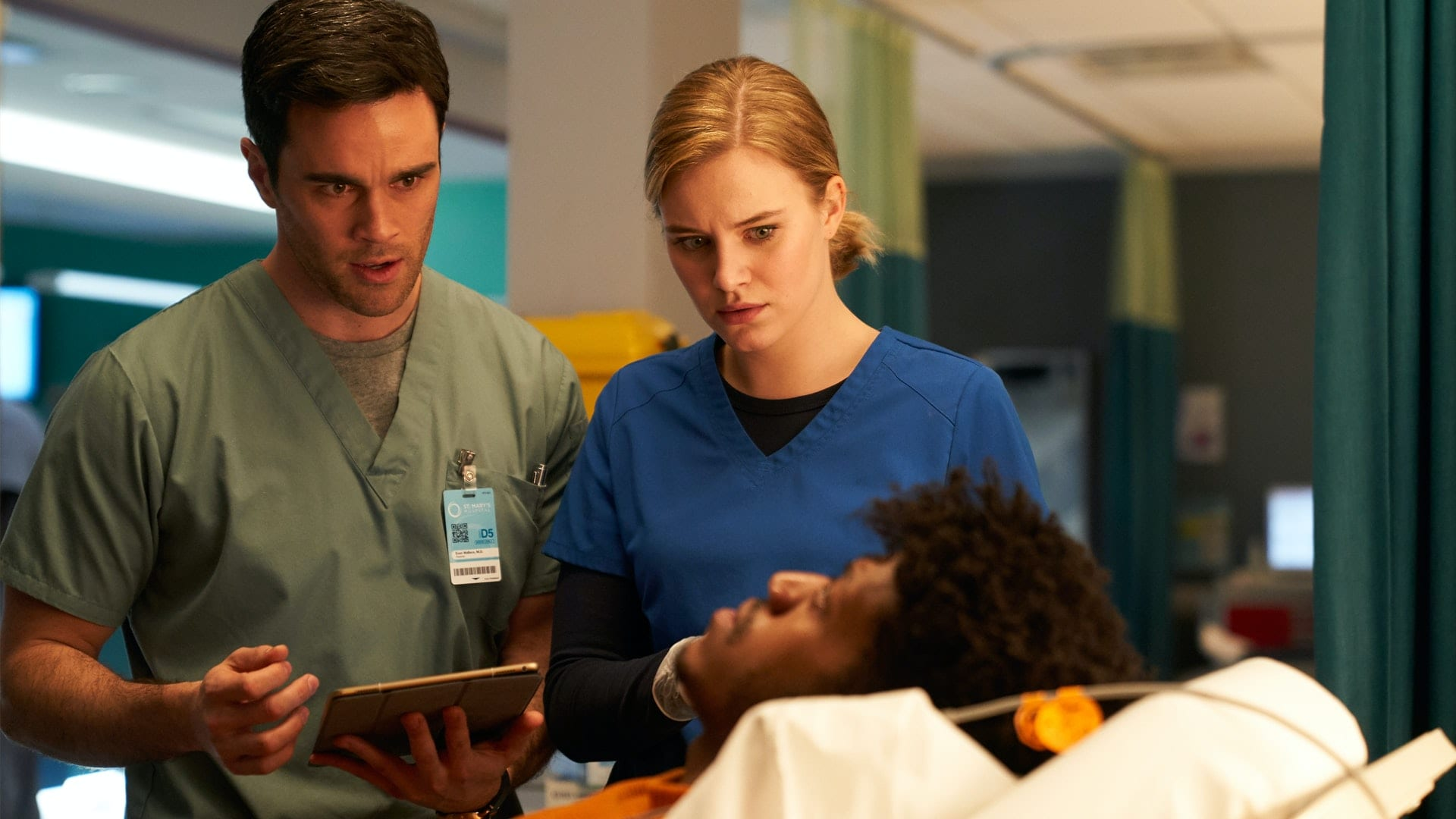 Preview and Spoilers: Nurses Season 2 Episode 2