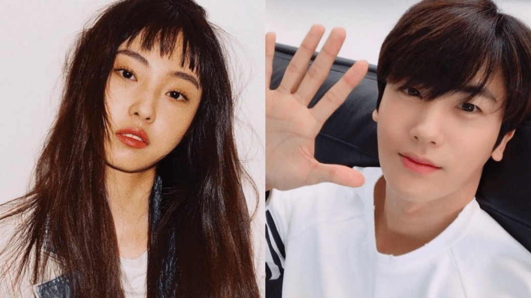 Park Hyung Sik and Jeon So Nee