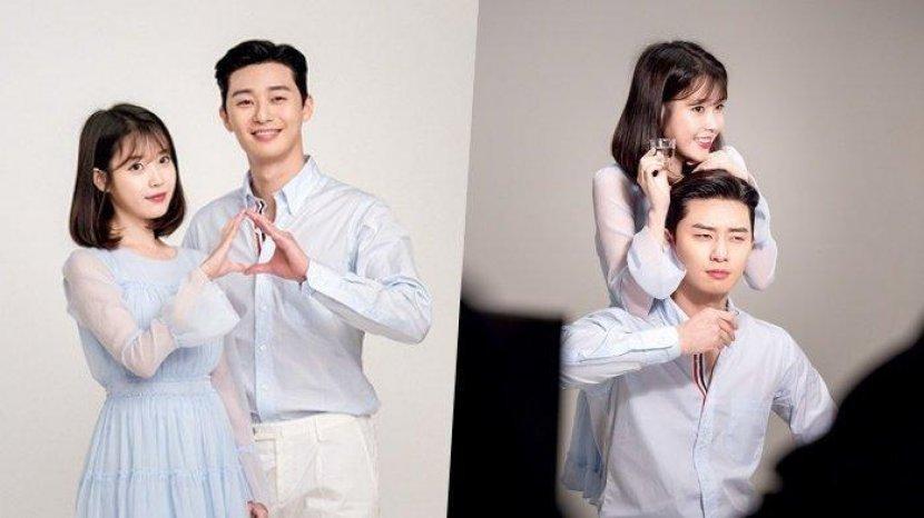 Park Seo Joon and IU Dream