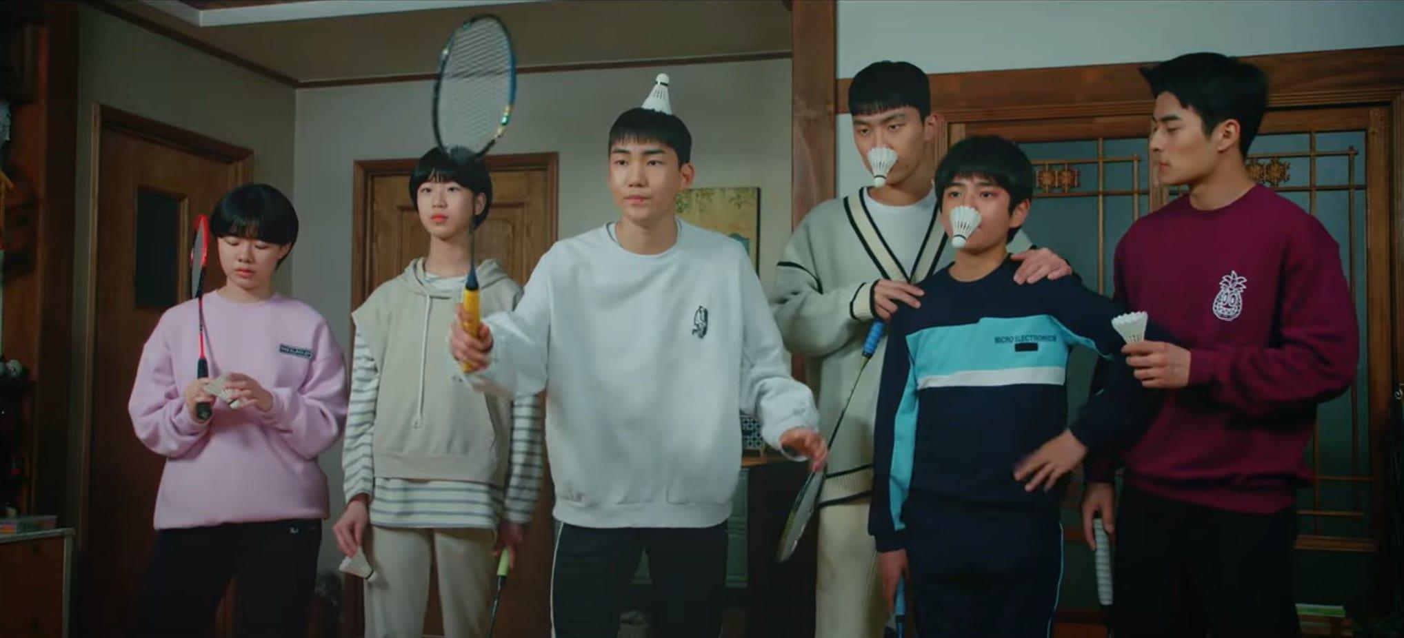 Racket Boys Episode 11 Release Date
