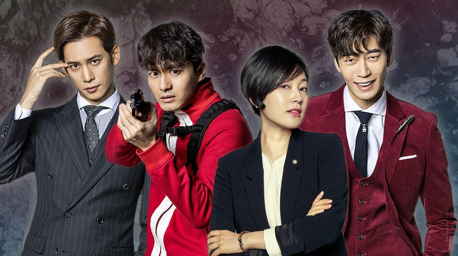 Review of Return Korean drama