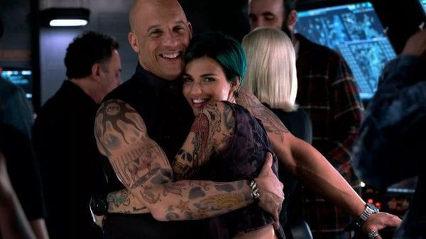 Vin Diesel and Ruby Rose