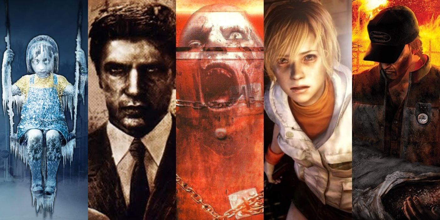 Konami Silent Hill - All U Need to know