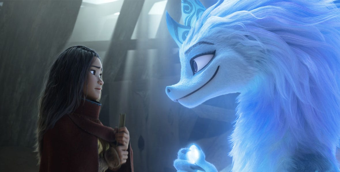 The Last Kingdom and Dragon- Sisu