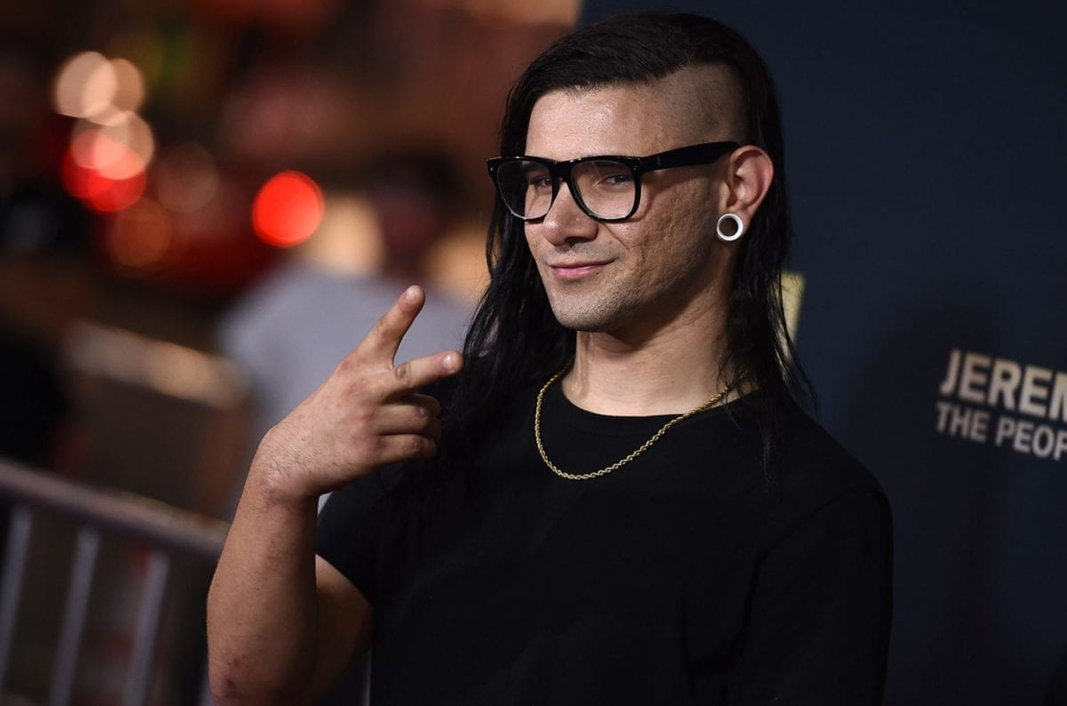Who Is Skrillex Dating?
