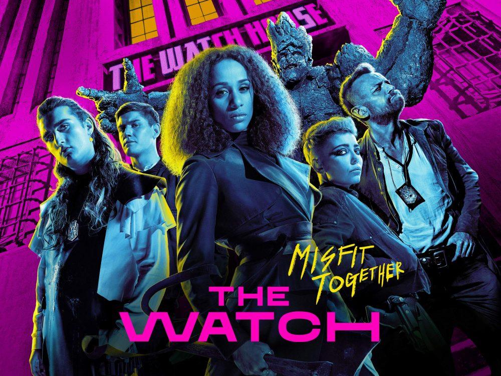 "How To Watch ""The Watch"" Season 1?"