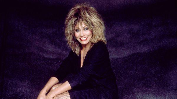 Swiss-singer Tina Turner