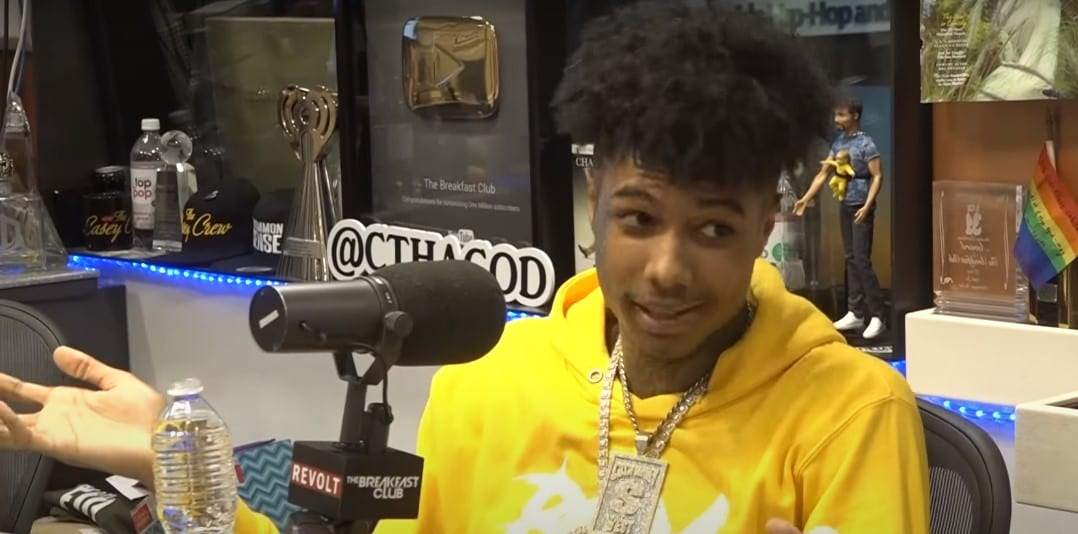 When is the Blueface Fight?