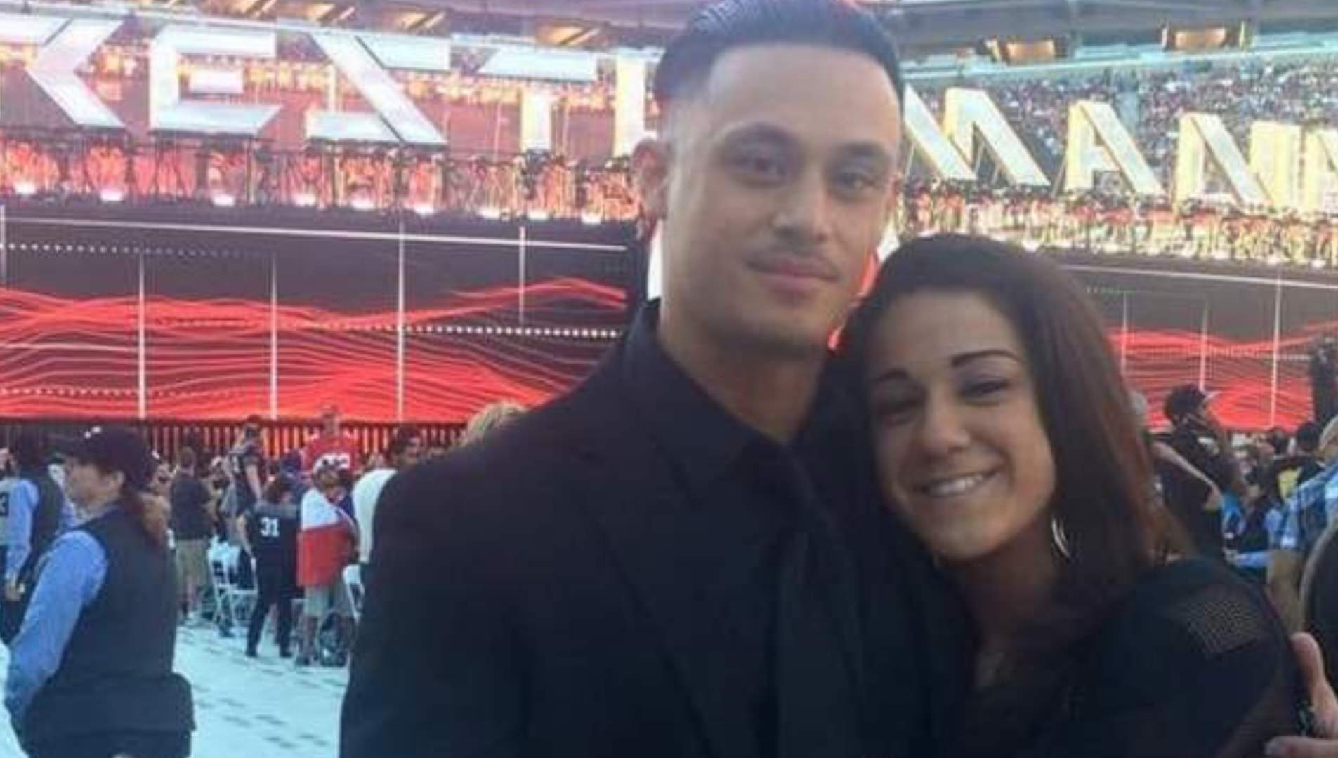 Who Is Bayley Dating
