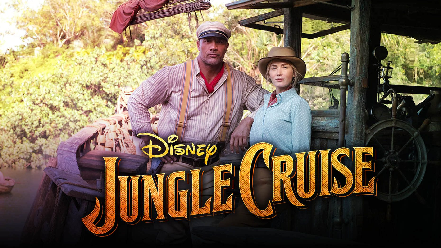 Jungle Cruise Releasing This July