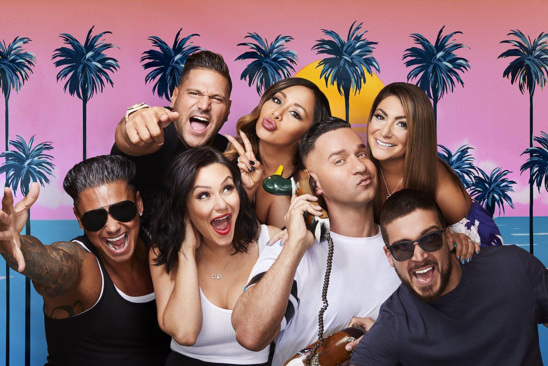 Jersey Shore Family Vacation Cast Returns
