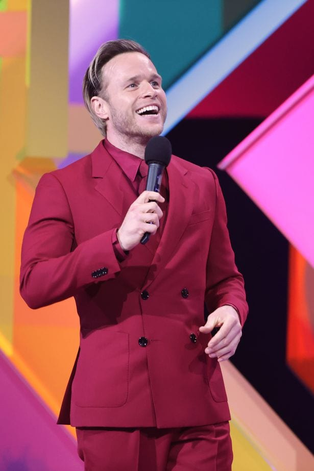 Who Is Olly Murs Dating?