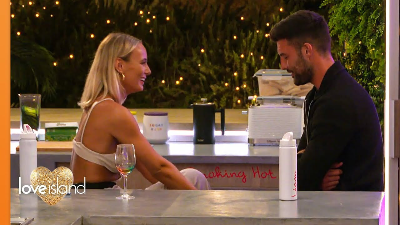 Who is Liam from Love Island Dating
