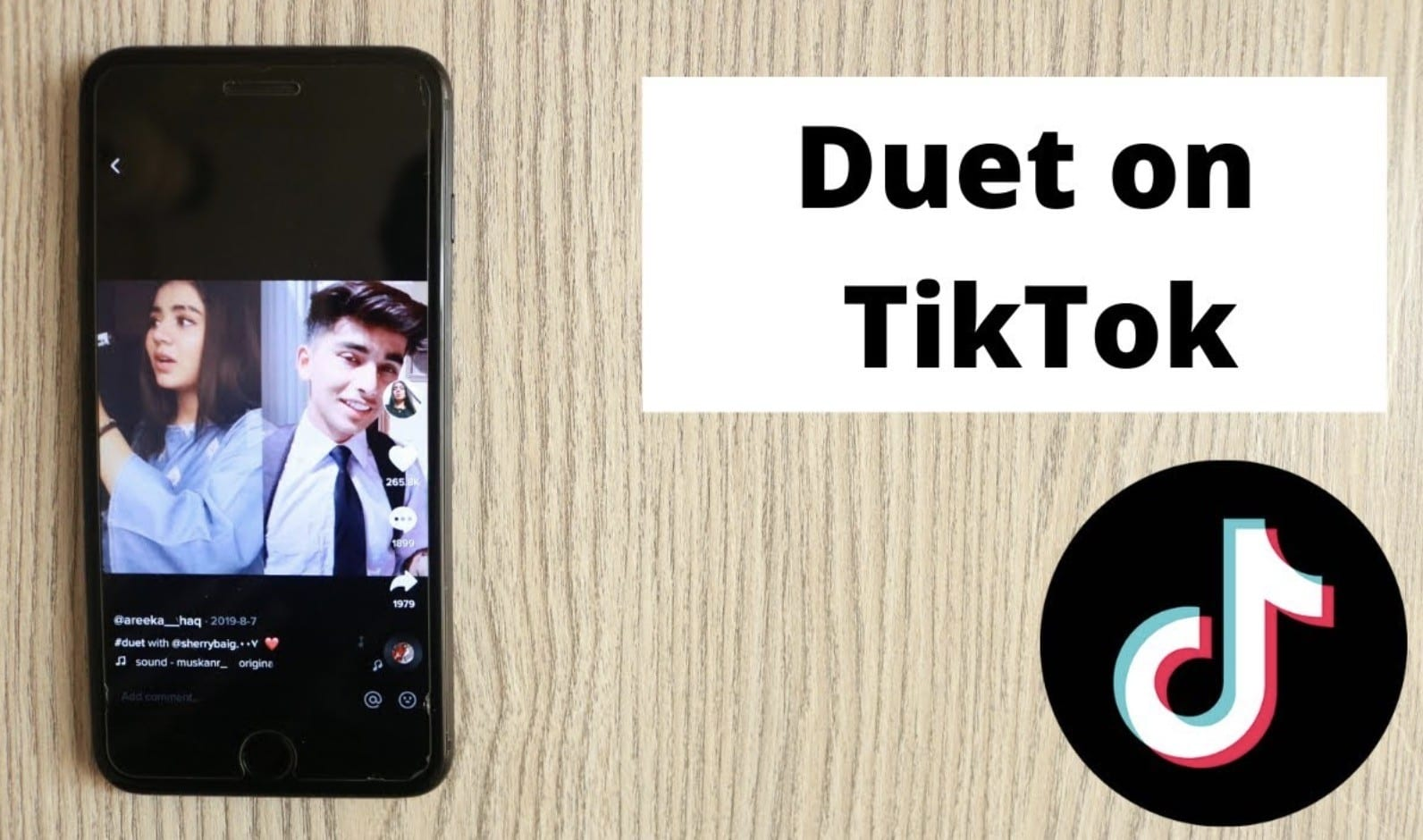 How To View Duets On TikTok