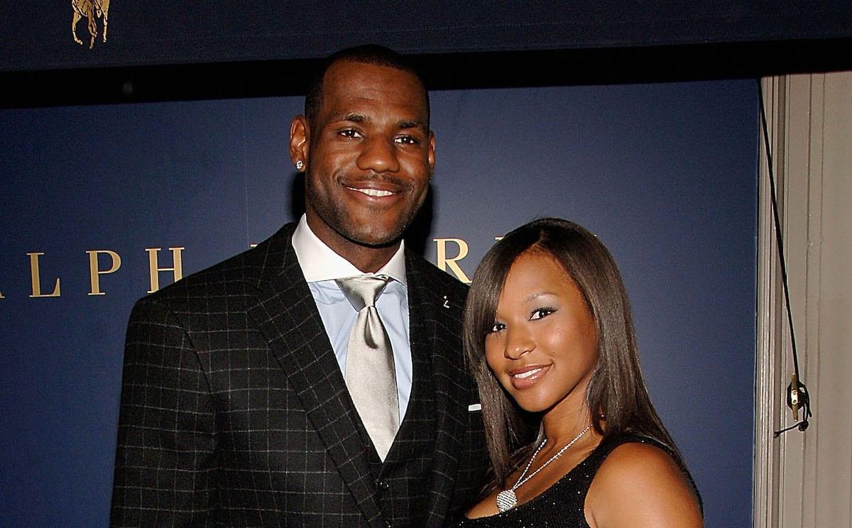 LeBron James' Wife