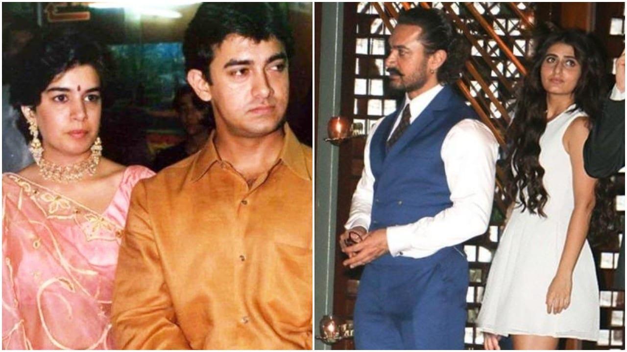 Aamir Khan Dating history